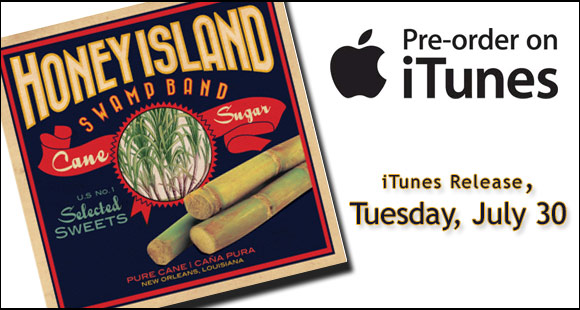 Honey Island Swamp Band on iTunes