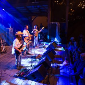 Honey Island Swamp Band Represent New Orleans At Floyd Fest