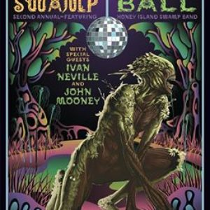 2nd Annual Monster's Ball at the d.b.a. – New Orleans